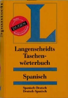 Langenscheidts Taschenwörterbuch Spanisch