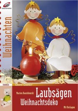 Laubsägen Weihnachts-Deko