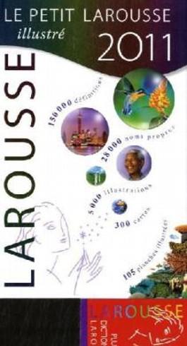 Le Petit Larousse illustré - Ausgabe 2010 / Wörterbuch
