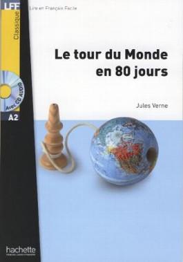 Le tour du Monde en 80 jours, m. MP3-CD