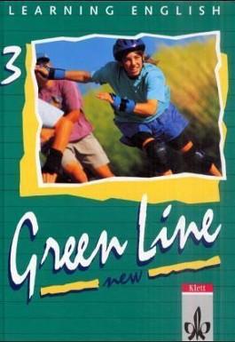 Learning English - Green Line New. Englisches Unterrichtswerk für Gymnasien / Schülerbuch 3. Schuljahr