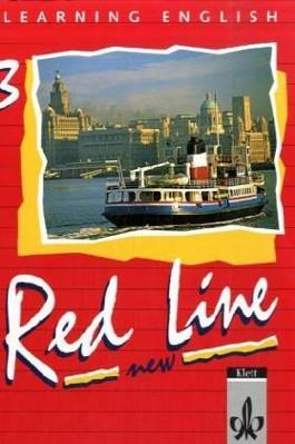 Learning English - Red Line für Realschulen - New / Tl 3 (3. Lehrjahr) / Schülerbuch