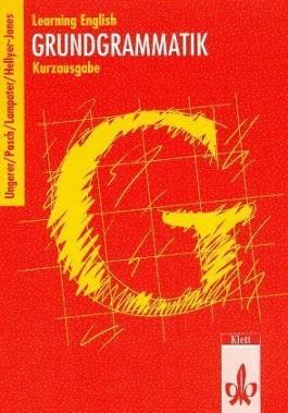 Learning English: Grundgrammatik - Kurzausgabe