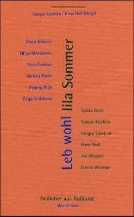Leb wohl lila Sommer