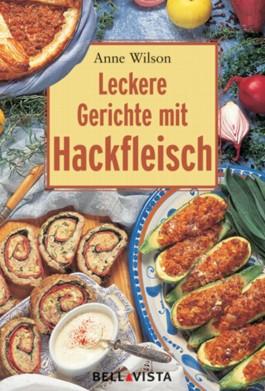 Leckere Gerichte mit Hackfleisch. Mini-Kochbücher
