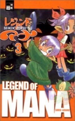 Legend of Mana. Bd.3