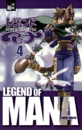 Legend of Mana. Bd.4