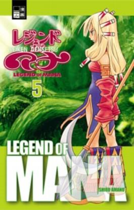 Legend of Mana. Bd.5
