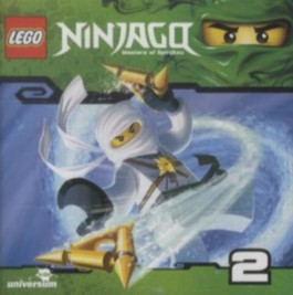LEGO Ninjago, 1 Audio-CD. Tl.2