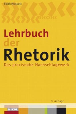 Lehrbuch der Rhetorik