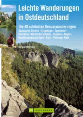 Leichte Wanderungen in Ostdeutschland