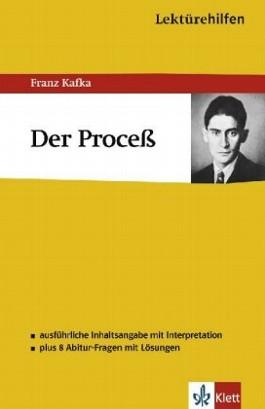 """Lektürehilfen Franz Kafka """"Der Process"""""""