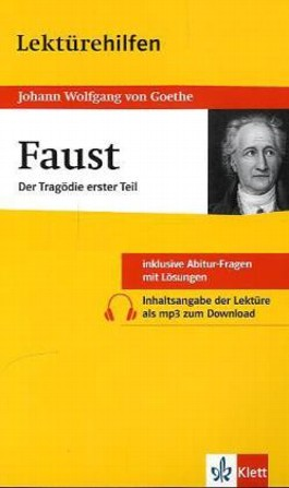 "Lektürehilfen Johann Wolfgang von Goethe "" Faust"""