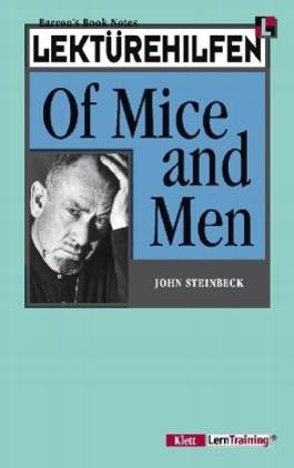 Lektürehilfen John Steinbeck 'Of Mice and Men'
