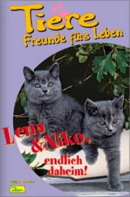 Lena & Nico endlich daheim!