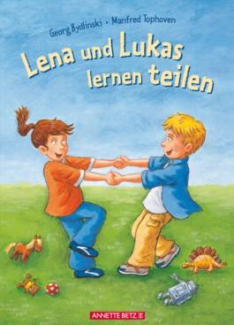 Lena und Lukas lernen teilen