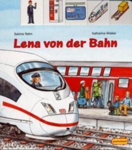 Lena von der Bahn