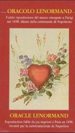 Lenormand 1880 Orakel