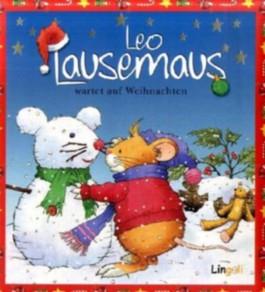 Leo Lausemaus wartet auf Weihnachen