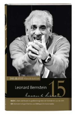 Leonard Bernstein lesen und hören, Buch u. Audio-CD