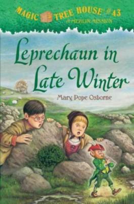 Magic Tree House - Leprechaun in Late Winter