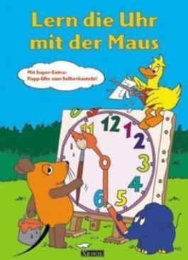 Lern die Uhr mit der Maus