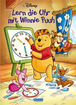 Lern die Uhr mit Winnie Puuh