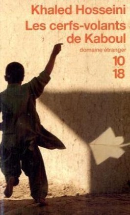 Les cerfs-volants de Kaboul. Drachenläufer, französische Ausgabe