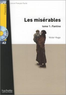 Les Misérables - Teil 1, Fantine, Buch mit mp3-CD