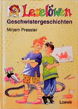 Leselöwen Geschwistergeschichten