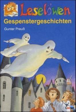 Leselöwen Gespenstergeschichten