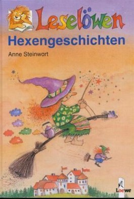 Leselöwen-Hexengeschichten