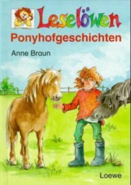 Leselöwen Ponyhofgeschichten