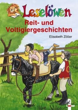 Leselöwen-Reit- und Voltigiergeschichten