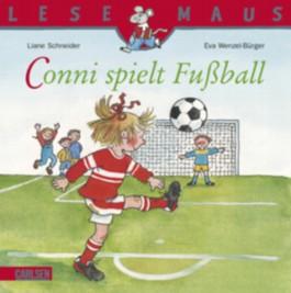 LESEMAUS, Band 82: Conni spielt Fußball