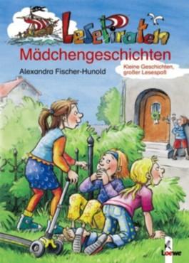 Lesepiraten-Mädchengeschichten