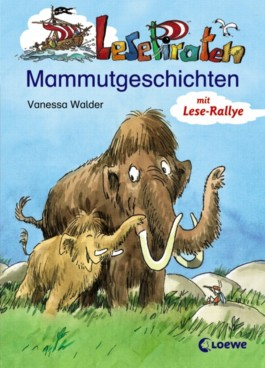 Lesepiraten - Mammutgeschichten