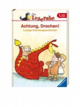 Leserabe: Achtung, Drachen!