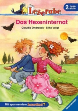 Leserabe: Das Hexeninternat