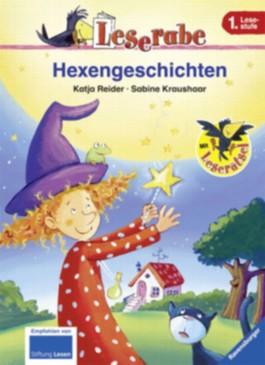 Leserabe: Hexengeschichten