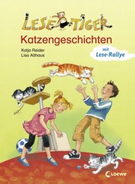 Lesetiger-Katzengeschichten