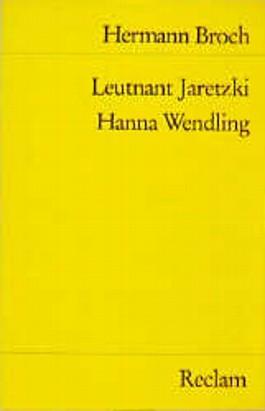 Leutnant Jaretzki. Hanna Wendling