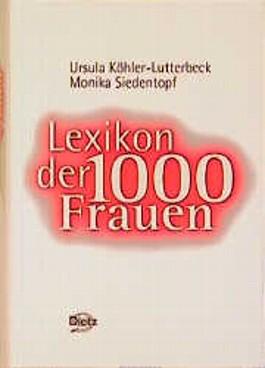 Lexikon der 1000 Frauen
