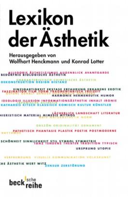 Lexikon der Ästhetik