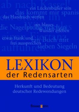 Lexikon der Redensarten