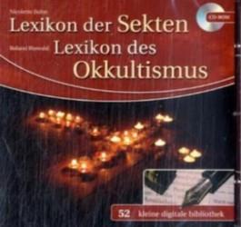 Lexikon der Sekten. Lexikon des Okkultismus, 1 CD-ROM