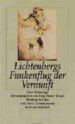 Lichtenbergs Funkenflug der Vernunft