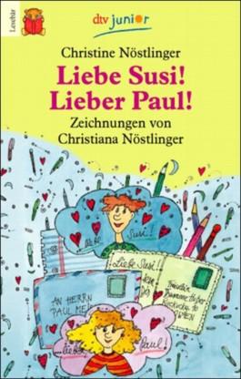 Liebe Susi! Lieber Paul!