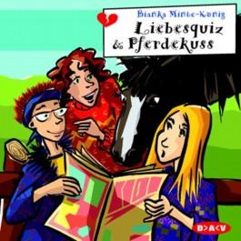 Liebesquiz & Pferdekuss