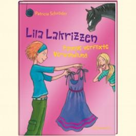 Lila Lakrizzen - Fannys verflixte Verwandlung